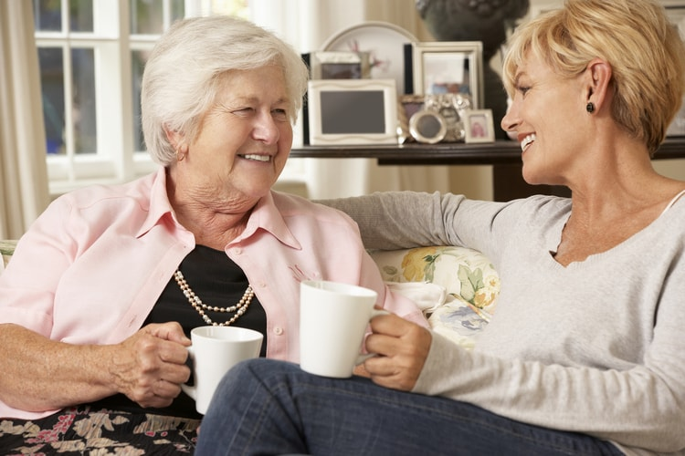 Tips for Connecting to Loved Ones with Alzheimer's Disease
