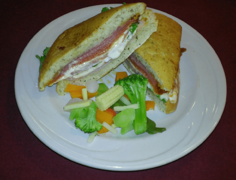 April Sandwich