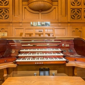 Peabody Chapel Organ