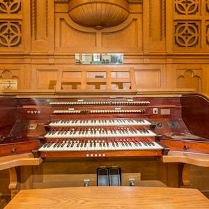 Peabody Chapel Organ