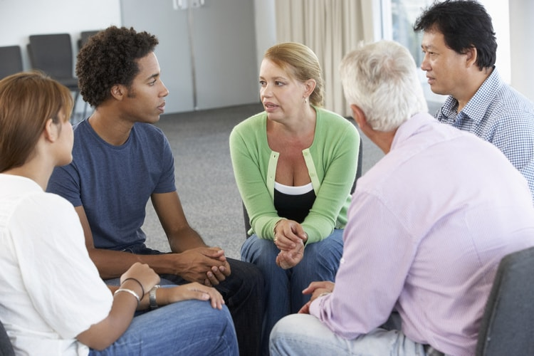 Join a Dementia Caregivers Support Group?