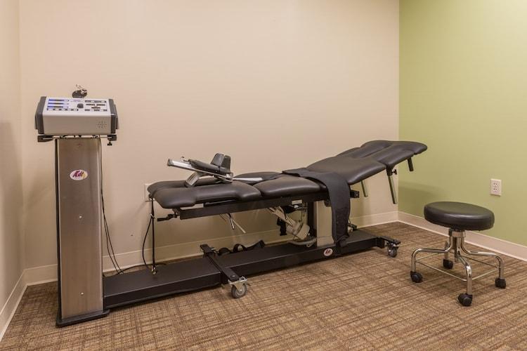 Peabody gym equipment