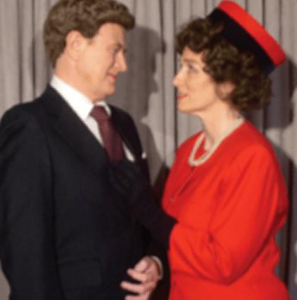 John F. Kennedy and Jackie