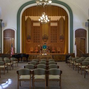 Peabody Chapel