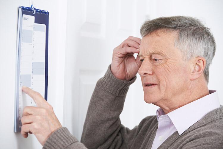 Alzheimer's or Normal Memory Loss