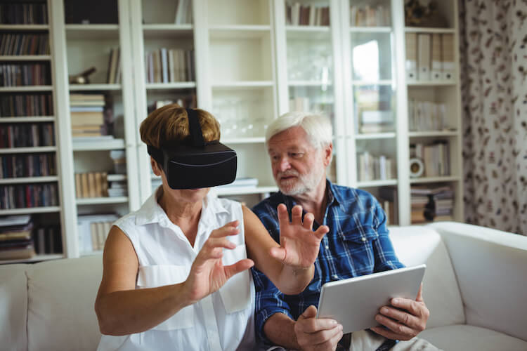 The Virtual Dementia Tour helps people understand what it feels like to live with dementia and Alzheimer's.